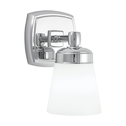 Norwell Lighting Norwell Lighting Soft Square Chrome Sconce 8931-CH-SO