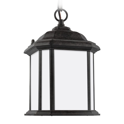Sea Gull Lighting Sea Gull Kent Oxford Bronze Outdoor Hanging Light 60529-746