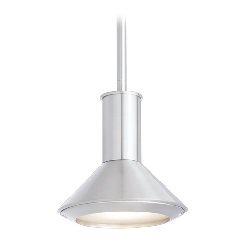 Elan Lighting Elan Lighting Rovero Brushed Nickel LED Mini-Pendant Light 83542