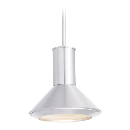 Elan Lighting Elan Lighting Rovero Brushed Nickel LED Mini-Pendant Light 83543