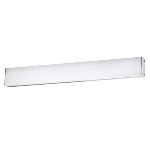 WAC Lighting Strip LED Bathroom Vanity & Wall Light WS-63724-30-AL