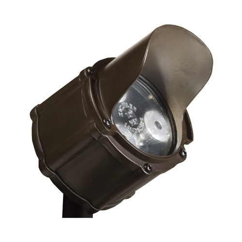 Kichler Lighting Kichler LED Flood / Spot Light in Bronzed Brass Finish 15732BBR