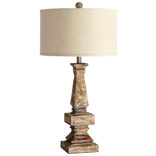 Cyan Design Cyan Design Tashi Table Lamp with Drum Shade 05248
