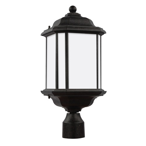 Sea Gull Lighting Sea Gull Kent Oxford Bronze Post Light 82529-746