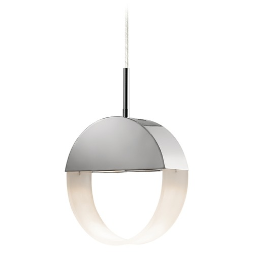 Elan Lighting Elan Lighting Anello Chrome Pendant Light 83364