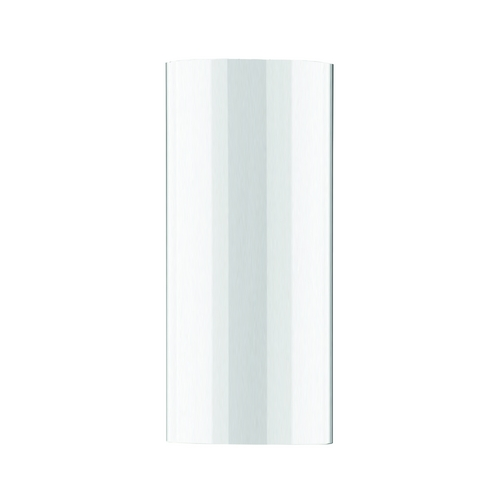 Philips Lighting Clear Cylindrical Glass Shade F5185