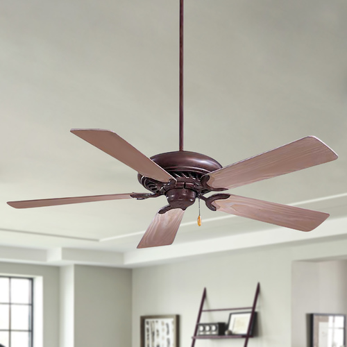 Minka Aire Minka Aire 52-Inch Ceiling Fan in Oil Rubbed Bronze with Five Blades F568-ORB