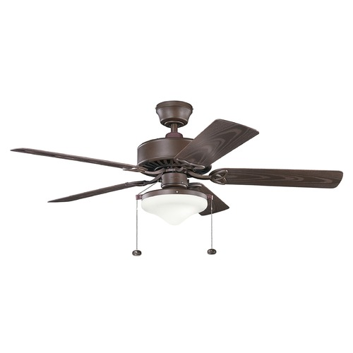 Kichler Lighting Kichler Lighting Renew Select Patio Ceiling Fan with Light 339516TZP