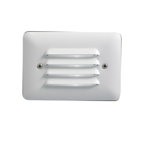 Kichler Lighting Kichler Lighting White LED Recessed Deck Light 15782WHT27R