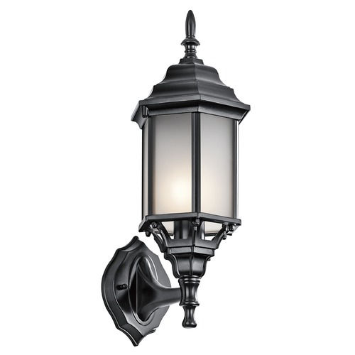 Kichler Lighting Kichler Lighting Chesapeake Outdoor Wall Light 49255BKS