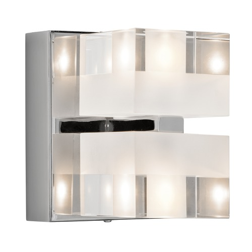 Elan Lighting Elan Lighting Considine Chrome Sconce 83186