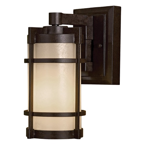 Minka Lavery Minka Lighting Andrita Court Textured French Bronze LED Outdoor Wall Light 72022-A179-PL