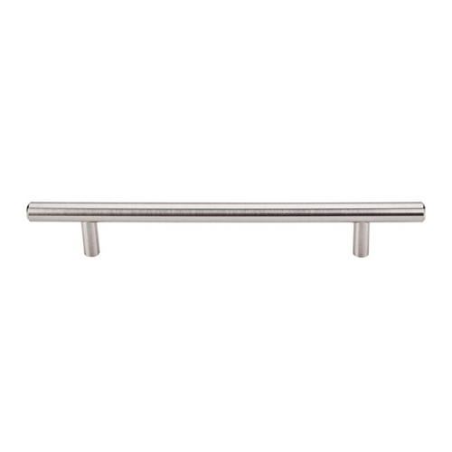 Top Knobs Hardware Modern Cabinet Pull in Brushed Satin Nickel Finish M431