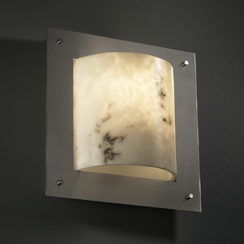 Justice Design Group Justice Design Group Lumenaria Collection Sconce FAL-5561-NCKL
