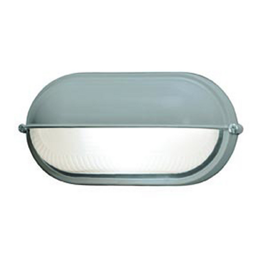 Access Lighting Access Lighting Nauticus Satin Nickel Outdoor Wall Light C20291SATFSTEN1113BS