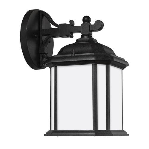 Sea Gull Lighting Sea Gull Kent Oxford Bronze Outdoor Wall Light 84529-746