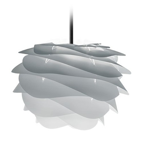 UMAGE UMAGE Black Plug-In Swag Pendant Light with Abstract Shade 2079_4010