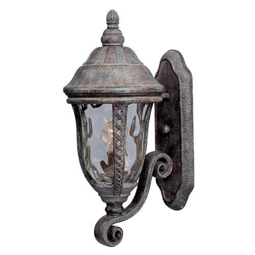 Maxim Lighting Maxim Lighting Whittier Dc Earth Tone Outdoor Wall Light 3106WGET