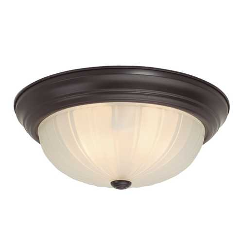 Design Classics Lighting 13-Inch Flushmount Ceiling Light 91306