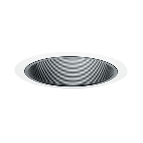 Juno Lighting Group Black Baffle for 4-Inch Recessed Housing 14 BWH