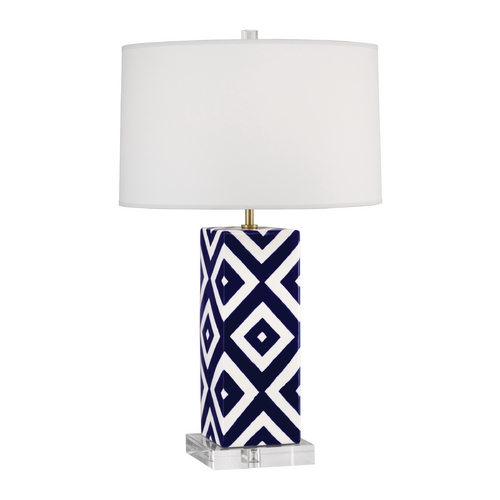 Robert Abbey Lighting Robert Abbey Mm Santorini Table Lamp 2591