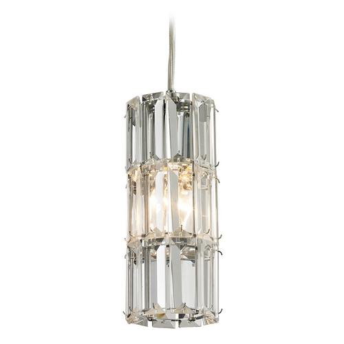 Elk Lighting Crystal Mini-Pendant Light 31486/1
