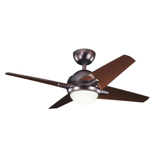 Kichler Lighting Kichler Lighting Sunburst Ii LED Ceiling Fan with Light 300169OBB