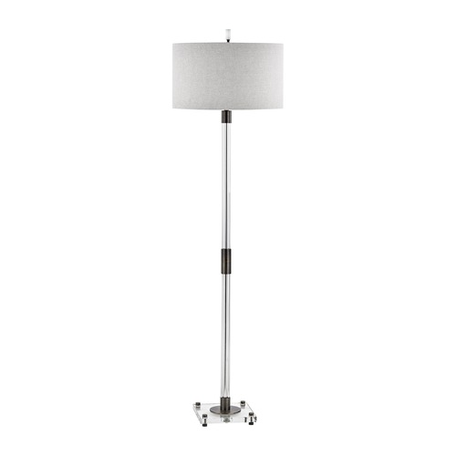 Dimond Lighting Dimond Throughline Dunbrook Floor Lamp with Drum Shade D3052