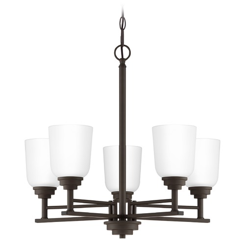 Quoizel Lighting Quoizel Lighting Foley Old Bronze Chandelier FLY5022OZ