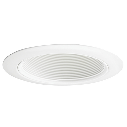 Juno Lighting Group White Baffle for 4-Inch Recessed Housing 14 WWH