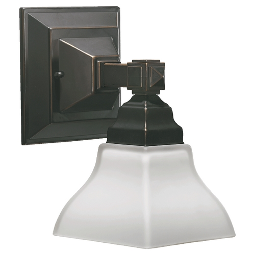Quorum Lighting Quorum Lighting Craftsman Old World Sconce 5420-1-95