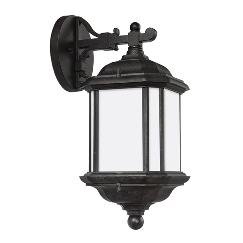 Sea Gull Lighting Sea Gull Kent Oxford Bronze Outdoor Wall Light 84530-746