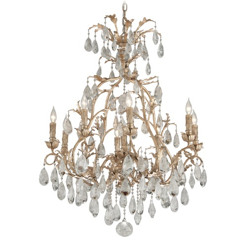 Corbett Lighting Corbett Lighting Vivaldi Venetian Leaf Chandelier 210-010