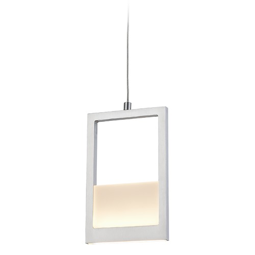 Kuzco Lighting Kuzco Lighting Ratio Brushed Nickel LED Pendant Light PD31405-BN