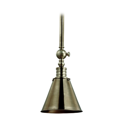 Hudson Valley Lighting Modern Mini-Pendant Light 9908-HN