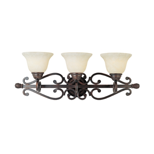 Maxim Lighting Maxim Lighting Manor Oil Rubbed Bronze Bathroom Light 12213FIOI
