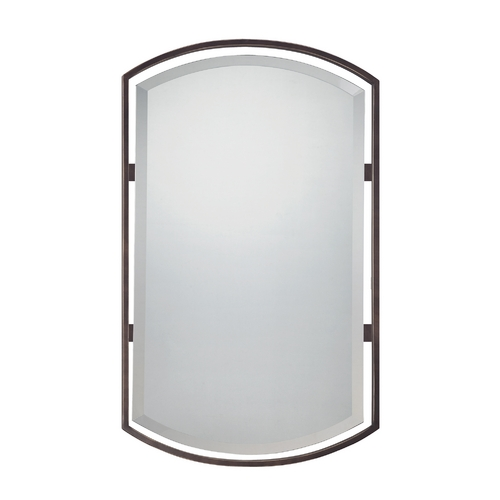 Quoizel Lighting 21-Inch Decorative Quoizel Mirror QR1419PN