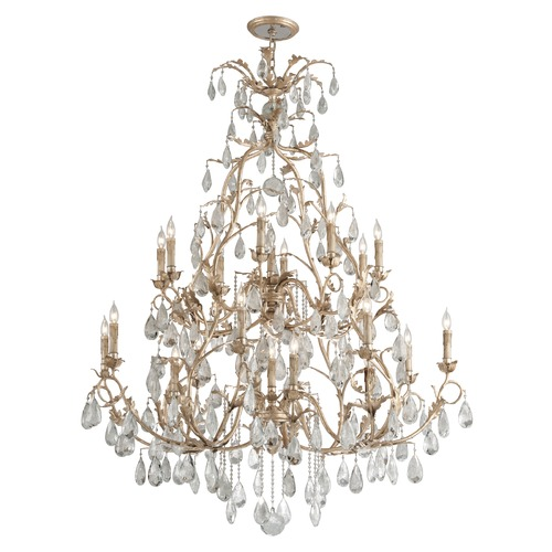Corbett Lighting Corbett Lighting Vivaldi Venetian Leaf Chandelier 210-026