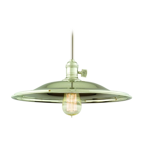 Hudson Valley Lighting Pendant Light in Polished Nickel Finish 9001-PN-MM2