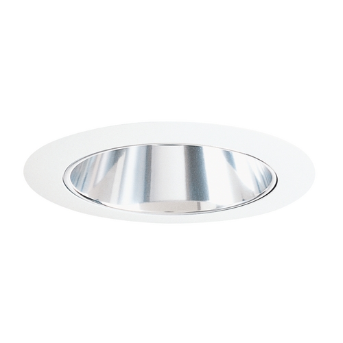 Juno Lighting Group Clear Alzak Cone for 4-Inch Recessed Housing 17 CWH