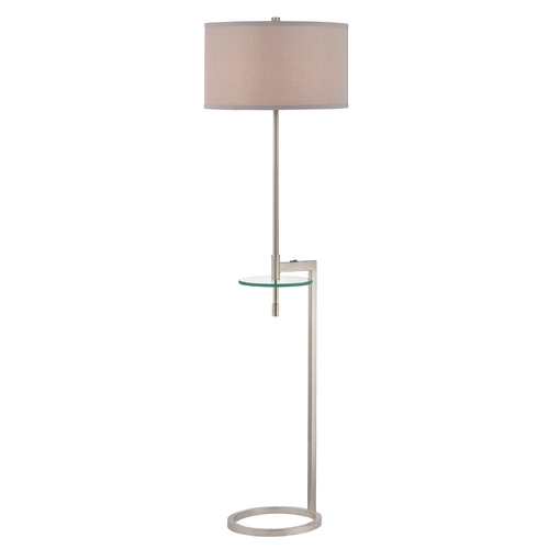 Design Classics Lighting Modern Gallery Tray Lamp with Pewter Shade in Remington Bronze Finish DCL 6184-604 GT001 SH7640
