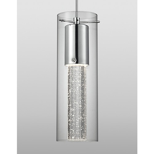Kuzco Lighting Kuzco Chrome Mini-Pendant PD4401-CH