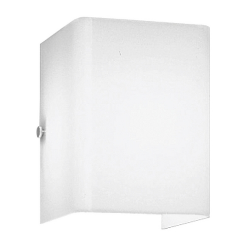 Progress Lighting Progress Modern Sconce Wall Light with White in White Finish P3892-30