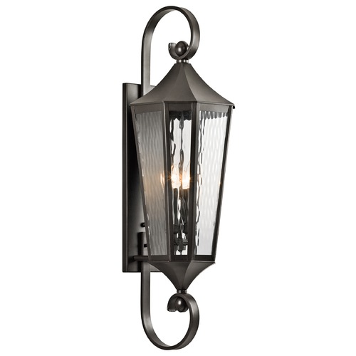 Kichler Lighting Kichler Lighting Rochdale Olde Bronze Outdoor Wall Light 49514OZ