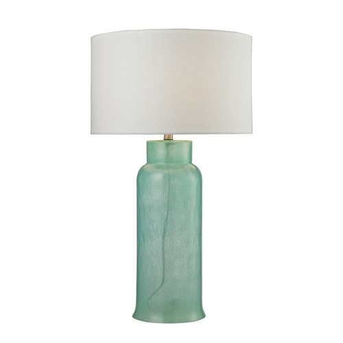 Dimond Lighting Dimond Lighting Seafoam Table Lamp with Drum Shade D2654