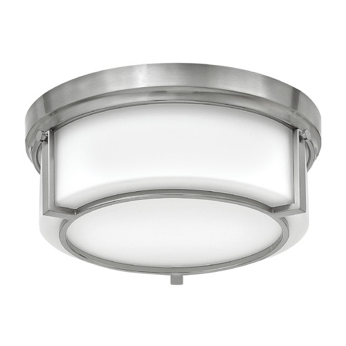Hinkley Lighting Hinkley Lighting Weston Brushed Nickel Flushmount Light 3971BN