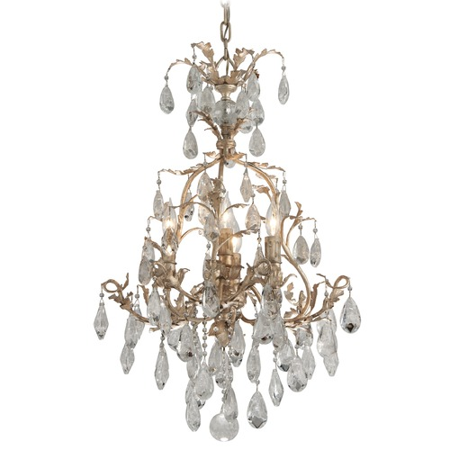 Corbett Lighting Corbett Lighting Vivaldi Venetian Leaf Chandelier 210-05