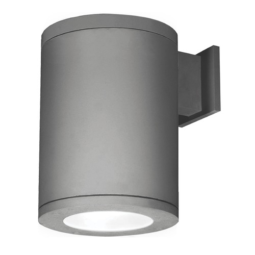 WAC Lighting 8-Inch Graphite LED Tube Architectural Wall Light 2700K 2860LM DS-WS08-S27S-GH