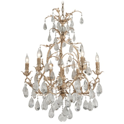 Corbett Lighting Corbett Lighting Vivaldi Venetian Leaf Chandelier 210-07