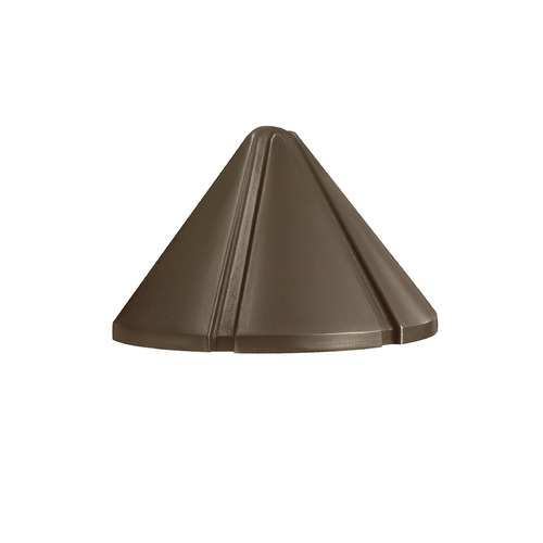 Kichler Lighting Kichler Lighting Bronzed Brass LED Deck Light 15765BBR27R